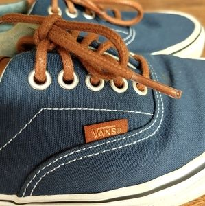 Vans Authentic and Canvas Skate Shoes